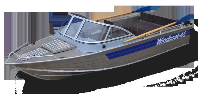 Windboat 46