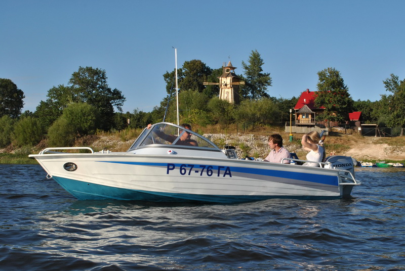 Windboat 47