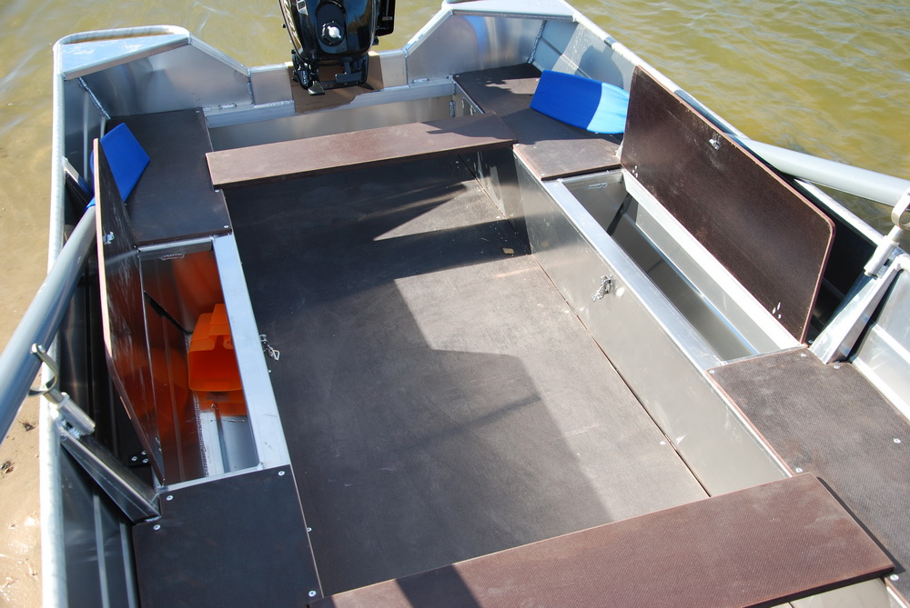 Windboat 35