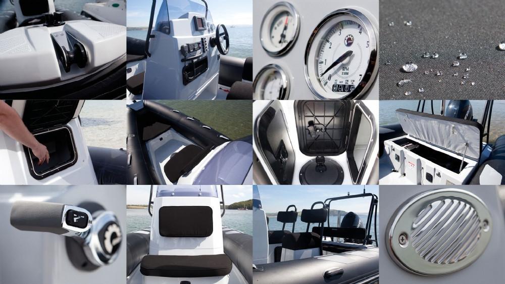 Brig (Rib) Navigator N 610