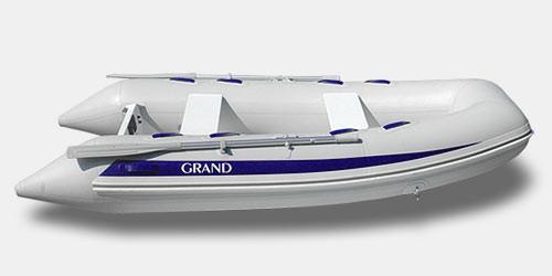 Grand (Rib) SILVER LINE Tenders S 300