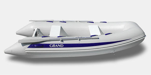 Grand (Rib) SILVER LINE Tenders S 330