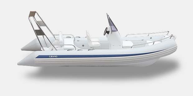 Grand (Rib) SILVER LINE Cruisers S 550 RF