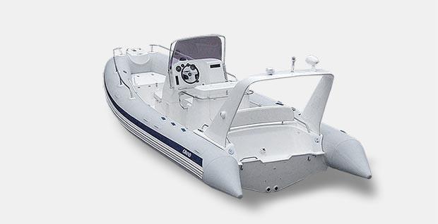Grand (Rib) SILVER LINE Cruisers S 650 GLF