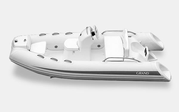 Grand (Rib) GOLDEN LINE Tenders G 380 EF