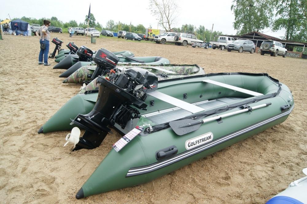 Golfstream Патриот SP 250